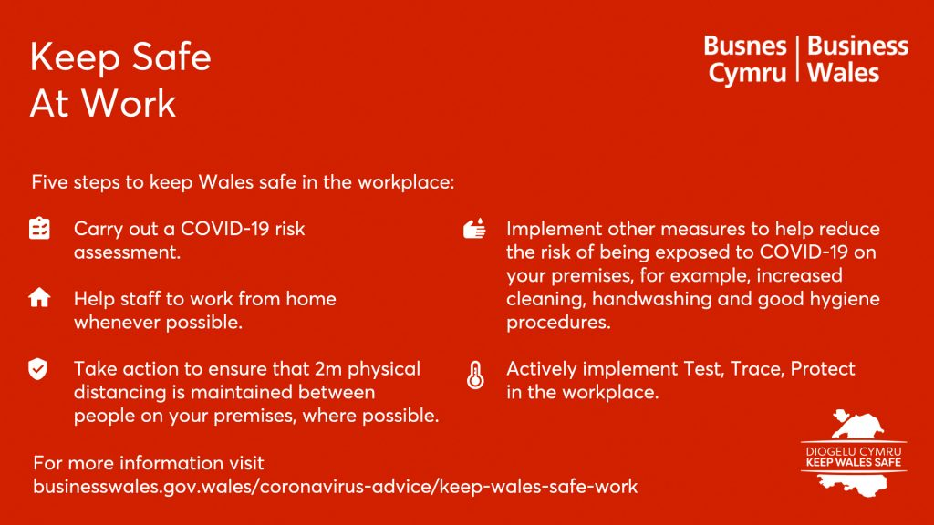 Keep Wales Safe at Work